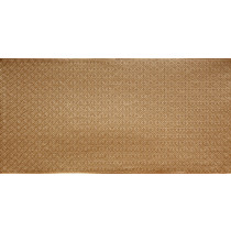 FAUX TIN PVC BACKSPLASH ROLL WALL COVERING - WC20 - BRASS 25'x2'