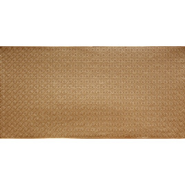 FAUX TIN PVC BACKSPLASH ROLL WALL COVERING - WC20 - BRASS 30'x2'