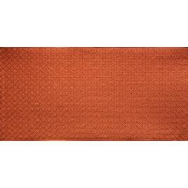 FAUX TIN PVC BACKSPLASH ROLL WALL COVERING - WC20 - COPPER 25'x2'