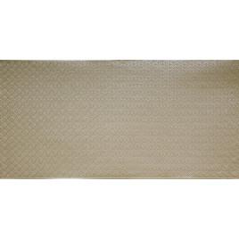 FAUX TIN PVC BACKSPLASH ROLL WALL COVERING - WC20 - CREAM PEARL 25'x2'