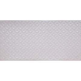 FAUX TIN PVC BACKSPLASH ROLL WALL COVERING - WC90 - WHITE PEARL 30'x2'