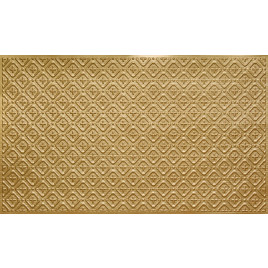 FAUX TIN PVC BACKSPLASH ROLL WALL COVERING - WC70 - BRASS 30'x2'