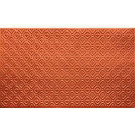 FAUX TIN PVC BACKSPLASH ROLL WALL COVERING - WC70 - COPPER 25'x2'