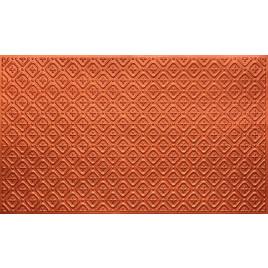 FAUX TIN PVC BACKSPLASH ROLL WALL COVERING - WC70 - COPPER 30'x2'