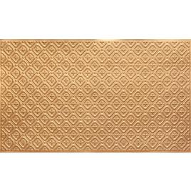 FAUX TIN PVC BACKSPLASH ROLL WALL COVERING - WC70 - GOLD 30'x2'