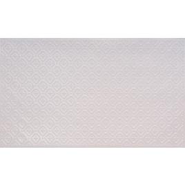 FAUX TIN PVC BACKSPLASH ROLL WALL COVERING - WC70 - WHITE PEARL 30'x2'