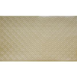 FAUX TIN PVC BACKSPLASH ROLL WALL COVERING - WC70 - CREAM PEARL 25'x2'