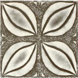 R7 STYROFOAM CEILING TILE 20X20 - TULIP - BROWN WHITE