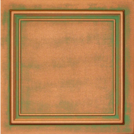 R24 STYROFOAM CEILING TILE 20X20 - COPPER PATINA