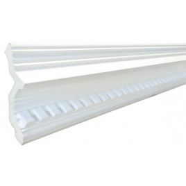 SF12046 PU POLYURETHANE CROWN MOLDING LOT OF 6