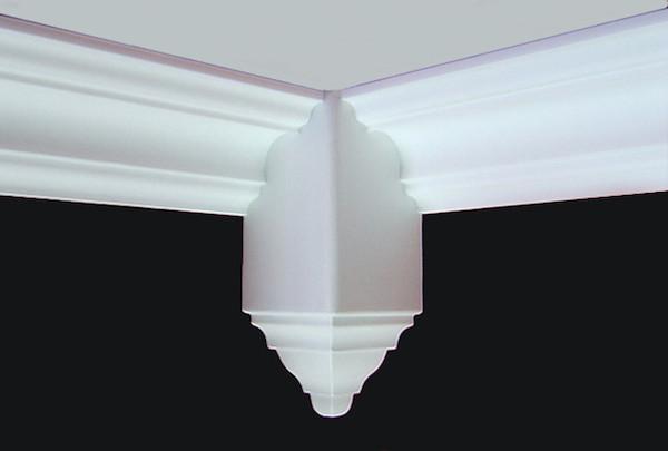 Crown Molding Inside Corner Blocks Different Sizes Diy