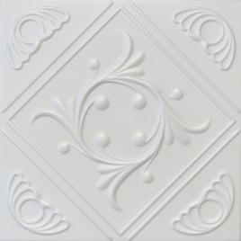 R2 STYROFOAM CEILING TILE 20X20 - ANET - PLAIN WHITE